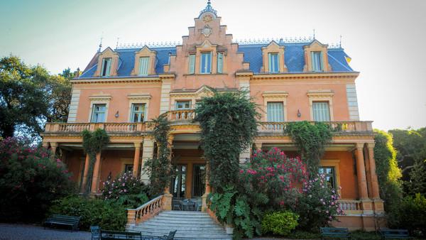 Villa Ocampo: el paraíso donde Borges y los Beatles se encuentran