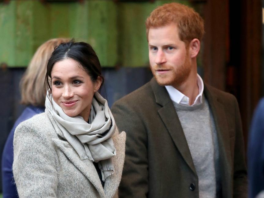 El príncipe Harry lo apuesta todo por Meghan Markle y se niega a firmar un acuerdo prenupcial