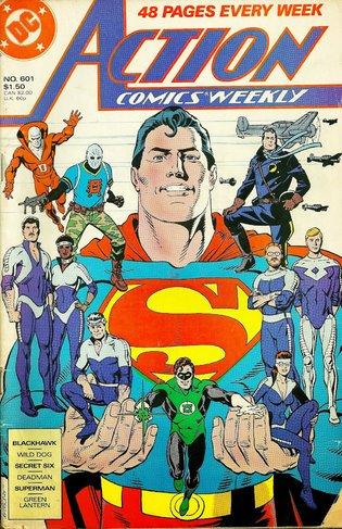 Superman cumple 80 años-George Gene Gustines
