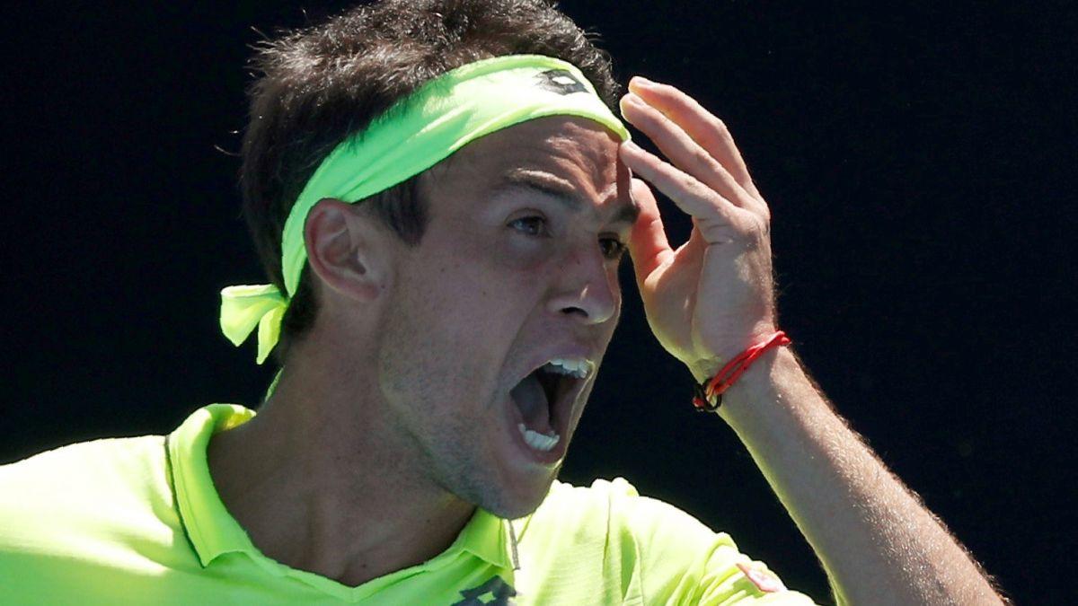 Escándalo en el tenis: el argentino Kicker sería suspendido de por vida