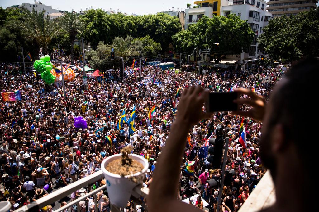 Palestinos: no hay lugar para los gays