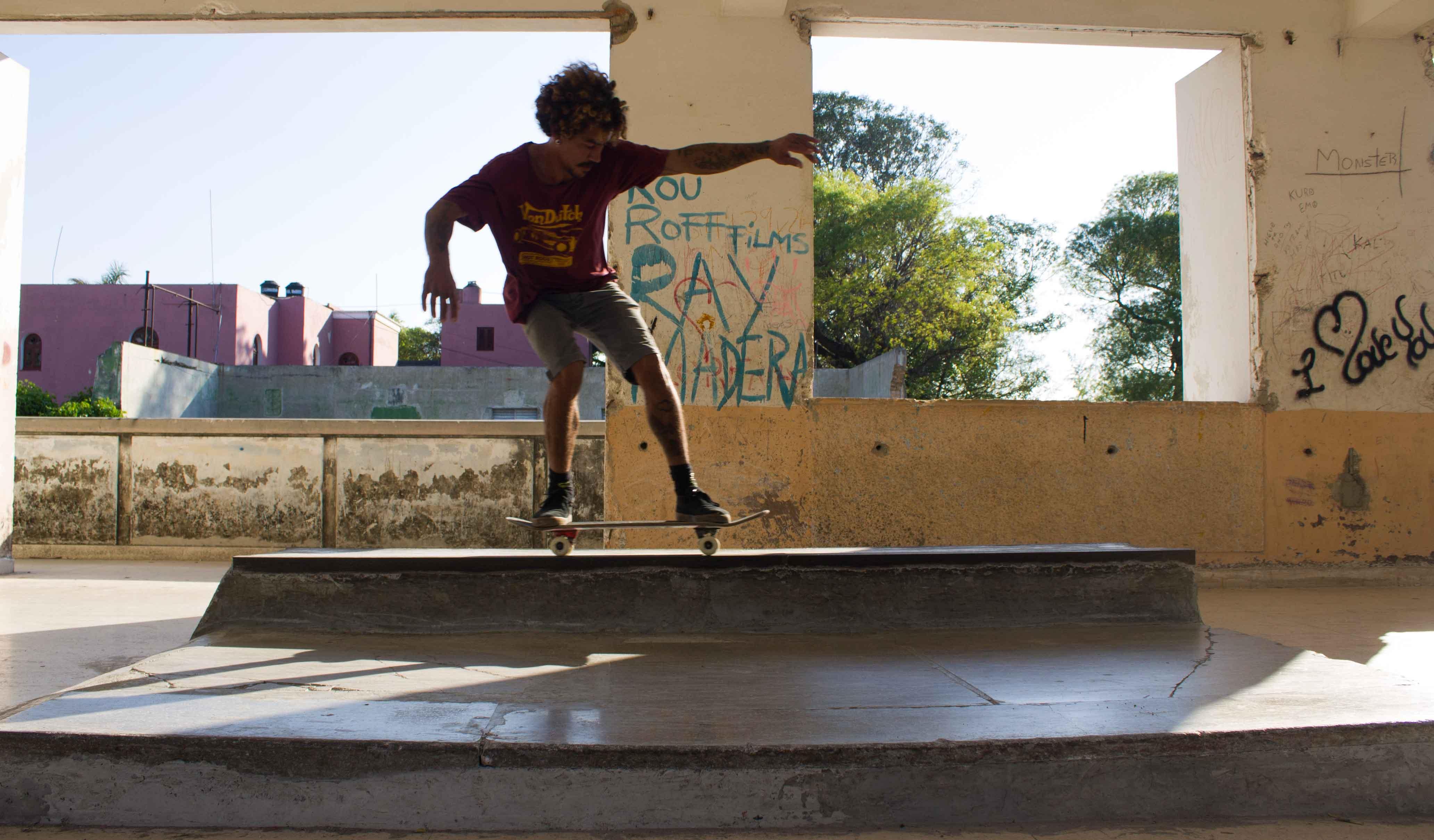 El skate en Cuba: un deporte marginado