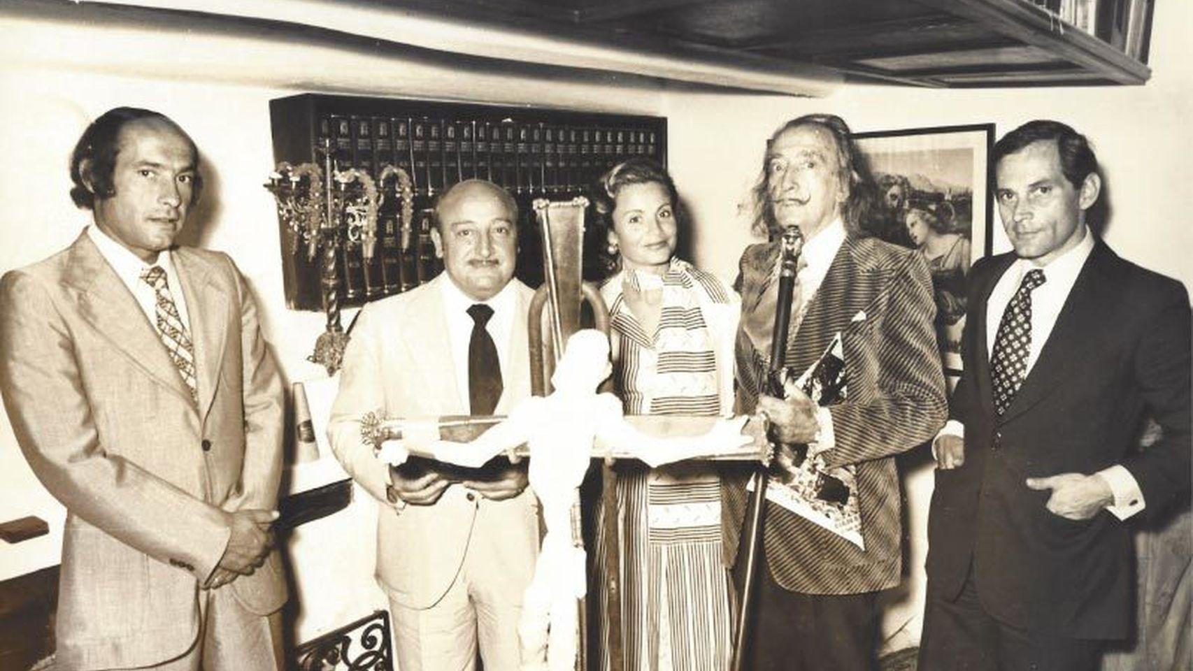 El Dalí de Okinawa y los falsos japoneses estafados