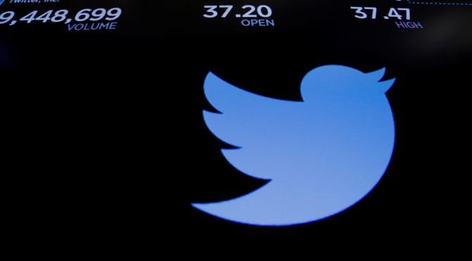Twitter publicó información sobre 4.541 cuentas que difundían información falsa y propaganda