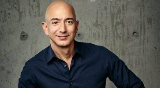 """""""Amazon caerá algún día"""" asegura su fundador Jeff Bezos"""
