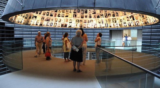 Israel: Museo del Holocausto…el museo más triste del mundo