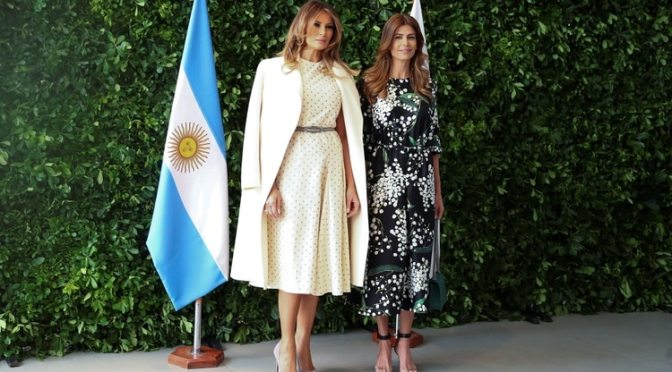 Ranking de moda G20 por expertos: las mujeres más elegantes y las mejor vestidas de la cumbre