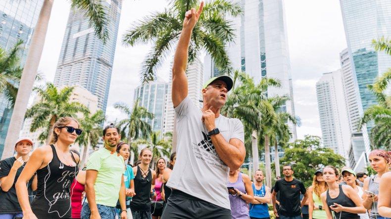 Miami corre todo el año, pero el ritmo se acelera con el Maratón
