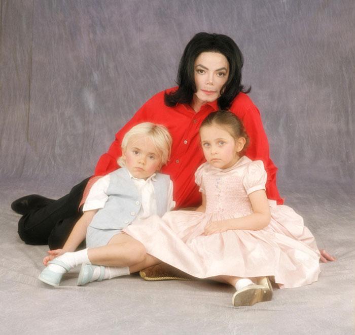 La ex mujer de Michael Jackson reconoce que sus hijos, Prince y Paris, no son del cantante