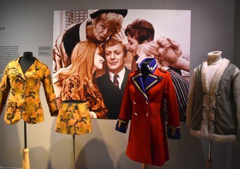 """El Museo de la Moda y el Textil presenta """"Swinging London, a Lifestyle revolution"""""""