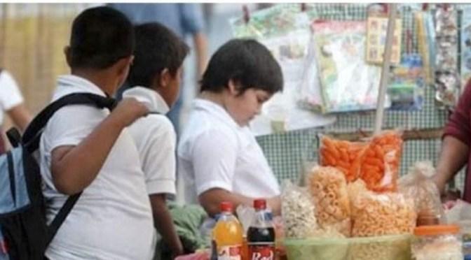 Obesidad infantil: una alarmante epidemia