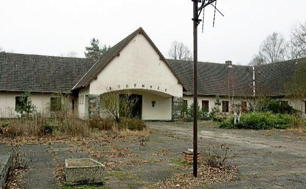La mansión de Joseph Goebbels en Bogensee, presa de su pasado