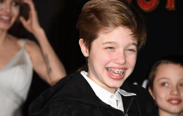 La hija de Angelina Jolie y Brad Pitt comenzó un tratamiento para cambiar de género (Foto: web)