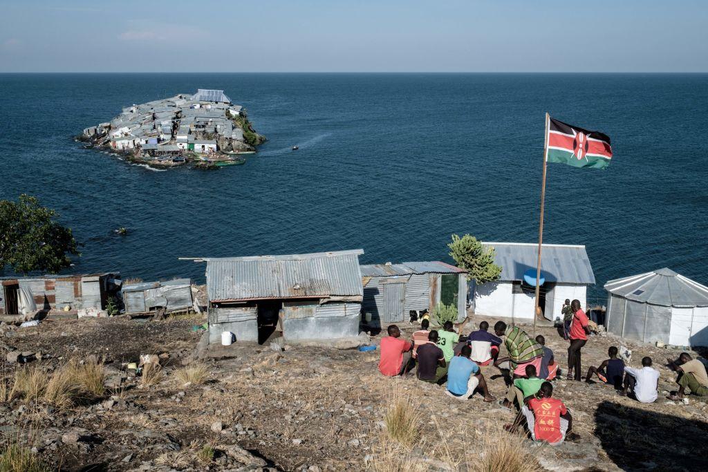 Migingo: así es la vida en una de las islas más hacinadas del mundo y que es disputada por 2 países