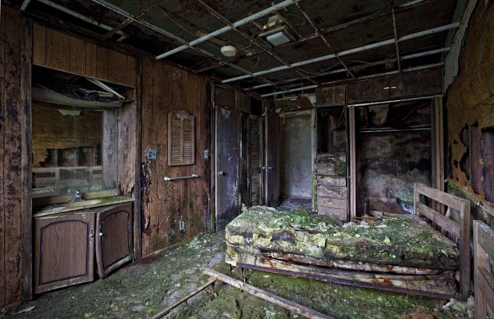 Los hoteles abandonados más impresionantes de Estados Unidos