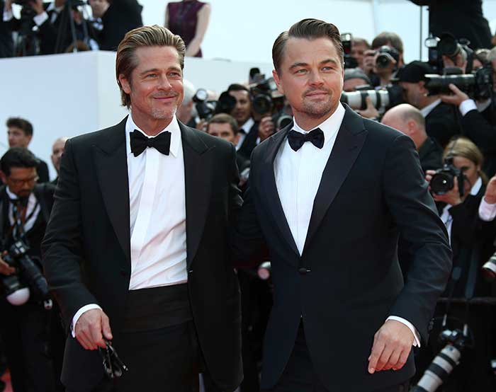 Brad Pitt y Leonardo DiCaprio | Así han cambiado en 20 años