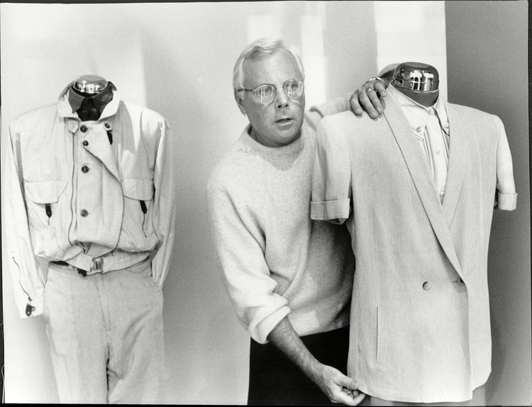 No se interesó por el mundo de la moda hasta 1957, cuando luego de abandonar la Universidad de Piacenza para cumplir con su servicio militar (Shutterstock)