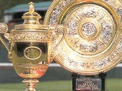 Trofeos de Wimbledon