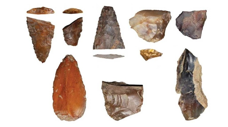 Los objetos hallados en Idaho (Loren Davis)