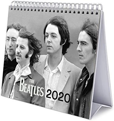 Calendario de Escritorio Deluxe 2020 The Beatles