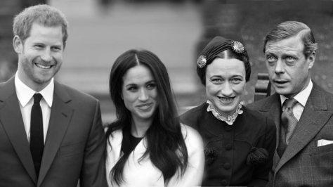 La prensa británica ha comparado a Meghan Markle con Wallis Simpson, otra famosa estadounidense y divorciada que entró a formar parte de la familia real británica (Foto: Cortesía)