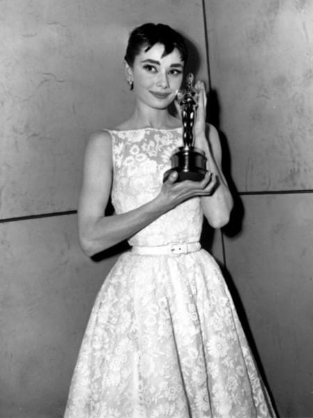 Audrey Hepburn Oscar 1954