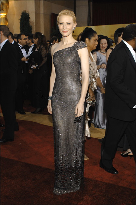 Cate Blanchett 2007 Oscar