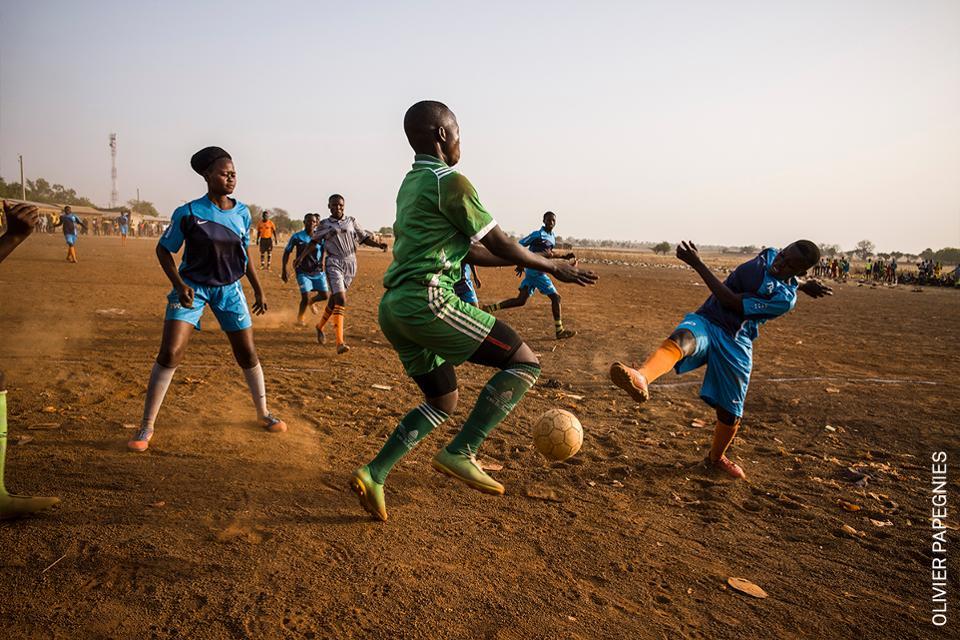 Fútbol femenino en África