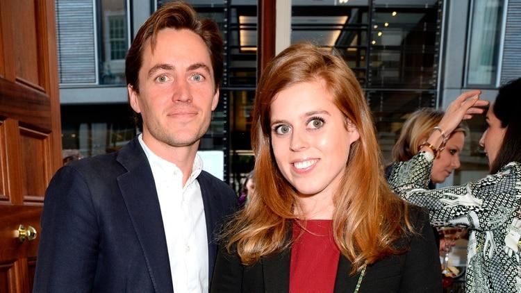 Su boda con el desarrollador inmobiliario Edoardo Mapelli Mozzi promete ser el gran evento de 2020 en Inglaterra (Shutterstock)