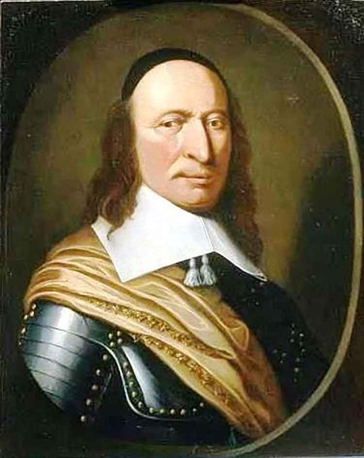 Peter Stuyvesant, último gobernador holandés de Nueva Amsterdam