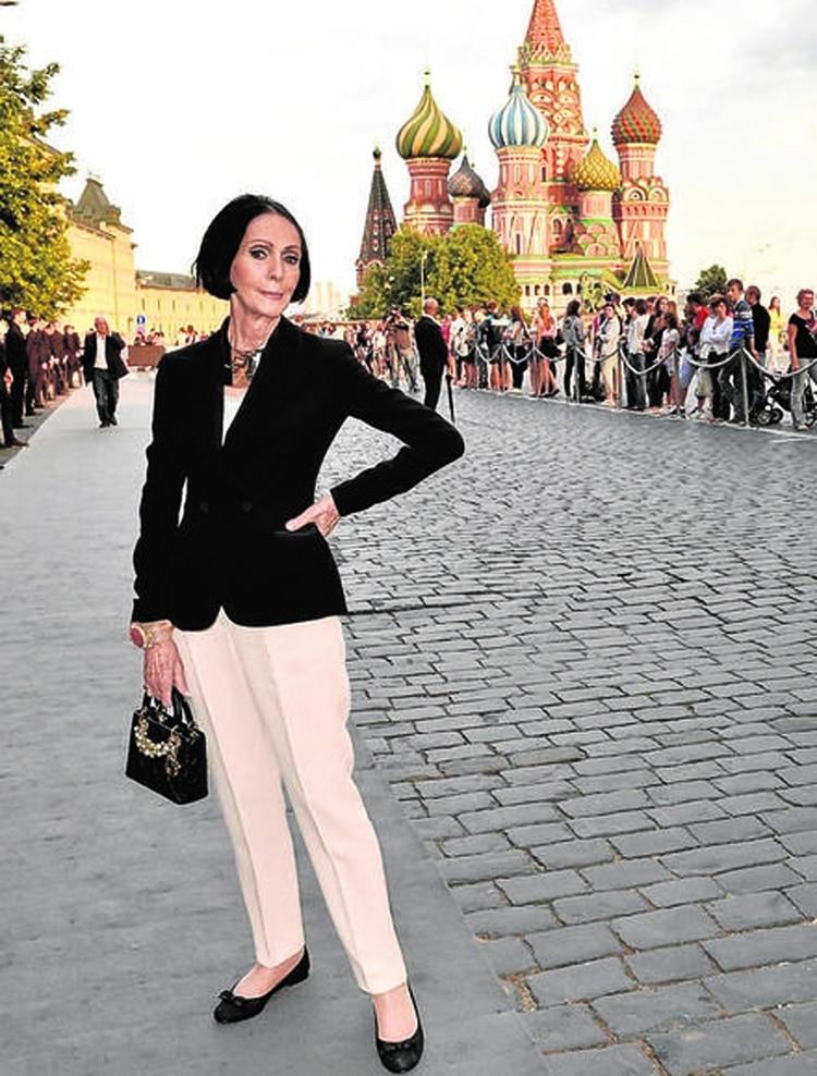A Kouka Denis la consideraban una leyenda nacional que inspiró la moda en París