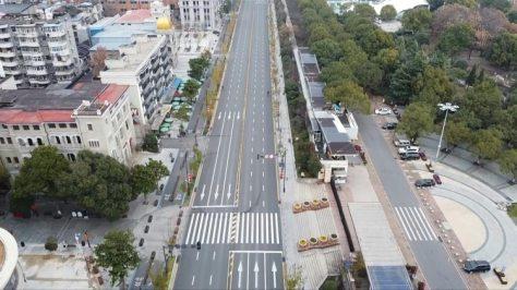 El confinamiento en la ciudad china de Wuhan, origen de la epidemia de Covid-19, comenzará a flexibilizarse el 8 de abril, anunció el martes el gobierno chino