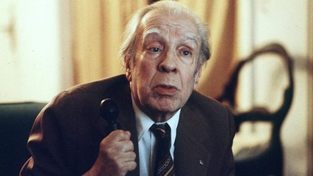Jorge Luis Borges (AP)