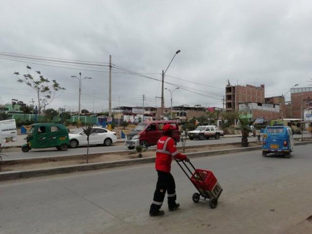 La mayoría de los que han salido de Cuba con destino a Perú viven hoy en el barrio Los Cubanos.