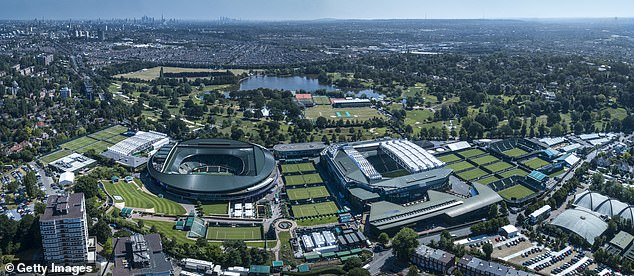El coronavirus ha forzado la cancelación de Wimbledon por primera vez desde la Segunda Guerra Mundial