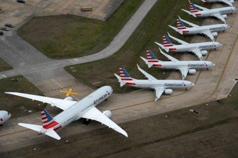 American Airlines anunció que restablecerá una ruta de Argentina hacia los Estados Unidos. Se trata del vuelo Ezeiza – Miami que partirá el viernes 8 de mayo (REUTERS/Nick Oxford)