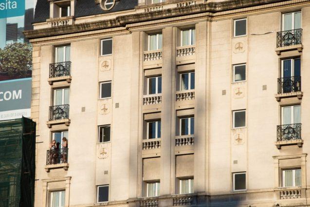 Los balcones, uno de los ambientes de la casa más concurridos en tiempos de coronavirus (Franco Fafasuli)