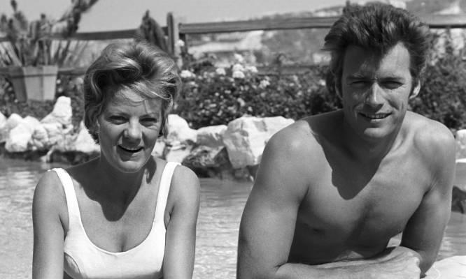 Clint Eastwood y Maggie Johnson   Cordon Press