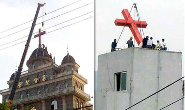 los cristianos chinos se ven privados del bienestar después de negarse a renunciar a su fe