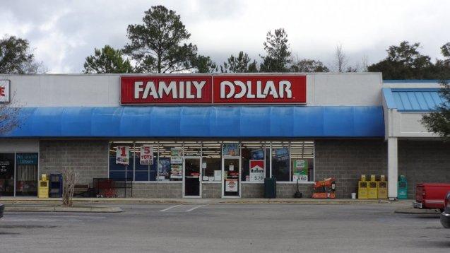 Family Dollar en Alachua, Condado de Alachua, Florida