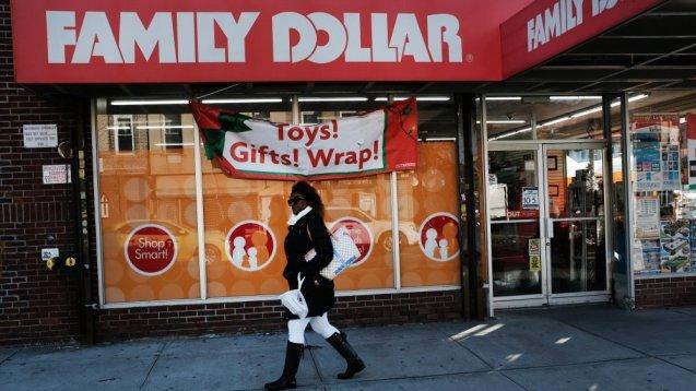 Family Dollar esencial
