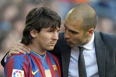 Messi y Guardiola vivieron años felices en Barcelona. Ahora se reencontrarán en Manchester City