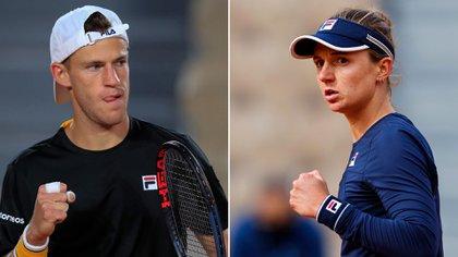 Schwartzman-Thiem y Podoroska-Svitolina: hora y TV de los tenistas  argentinos que buscan seguir haciendo historia en Roland Garros - Infobae