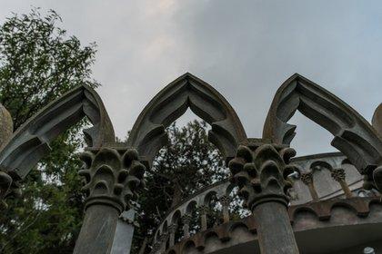 Los ornamentos únicos de la construcción (Diego Medina)