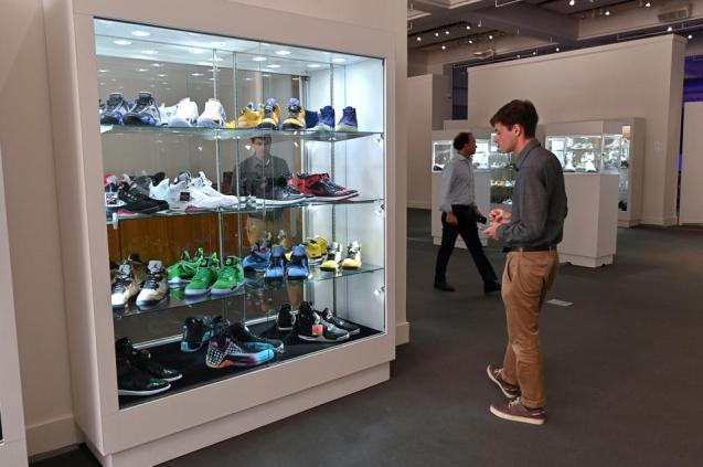 Subastas de Sotheby's ? The Ultimate Sneaker Collection ? en la ciudad de Nueva York
