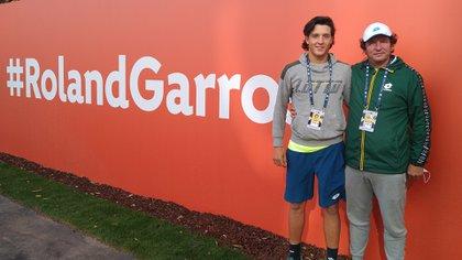 Luciano y Gino Darderi: padre e hijo detrás de un mismo objetivo