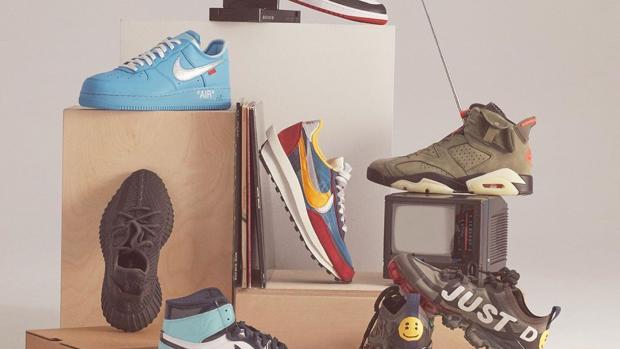 El negocio de las sneakers no deja de crecer en todo el mundo