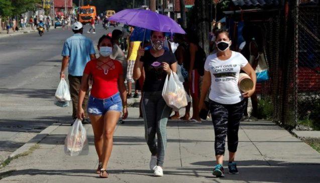¿De dónde los cubanos sacan la ropa que visten?