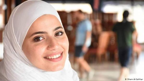 Sham Alsahhar dice que a través de su campaña han sido capaces de cerrar varias cuentas de Facebook que tienen como objetivo a las mujeres.