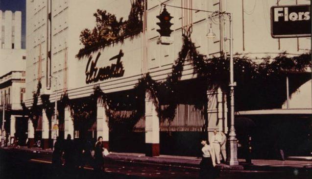 El Encanto, la única tienda en Cuba que podía competir con las más grandes del mundo